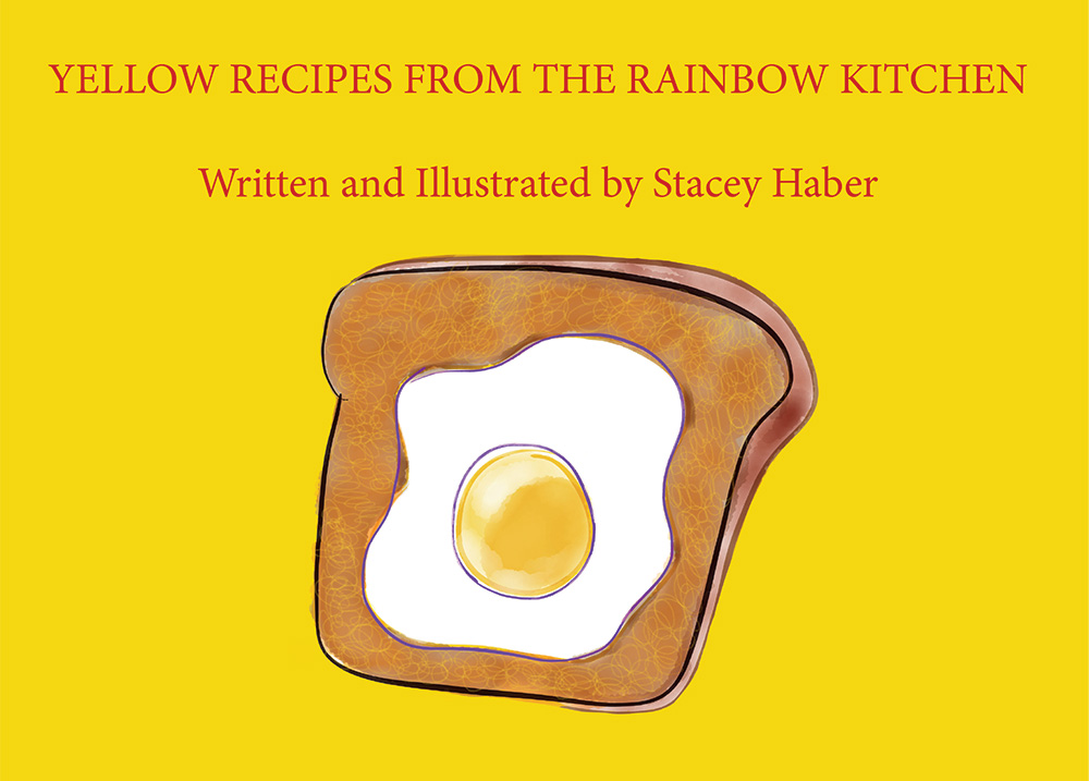 Yellow Recipes From The Rainbow Kitchen